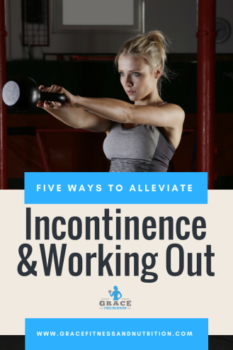 Incontinence and Working Out